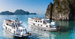 Halong cruise bookings